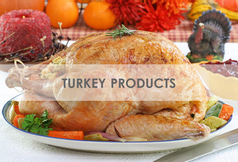 Turkey Products